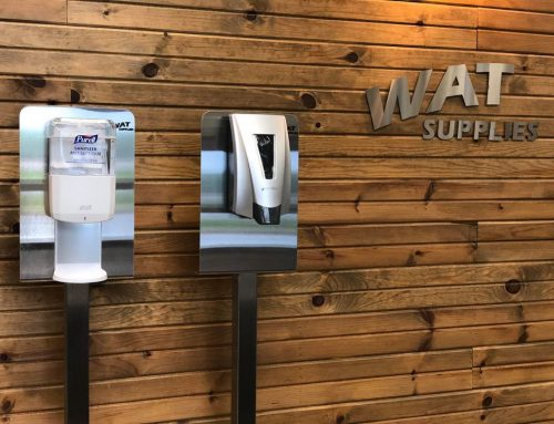 How Using Touch Free Dispensers will Save Your Facility Money